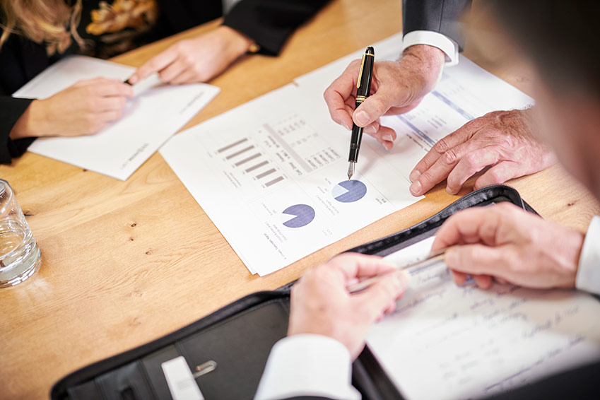 Strategieumsetzung für Ihr Unternehmen
